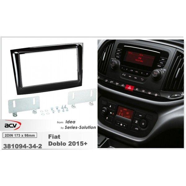 Переходная рамка ACV Fiat Doblo (381094-34-2)