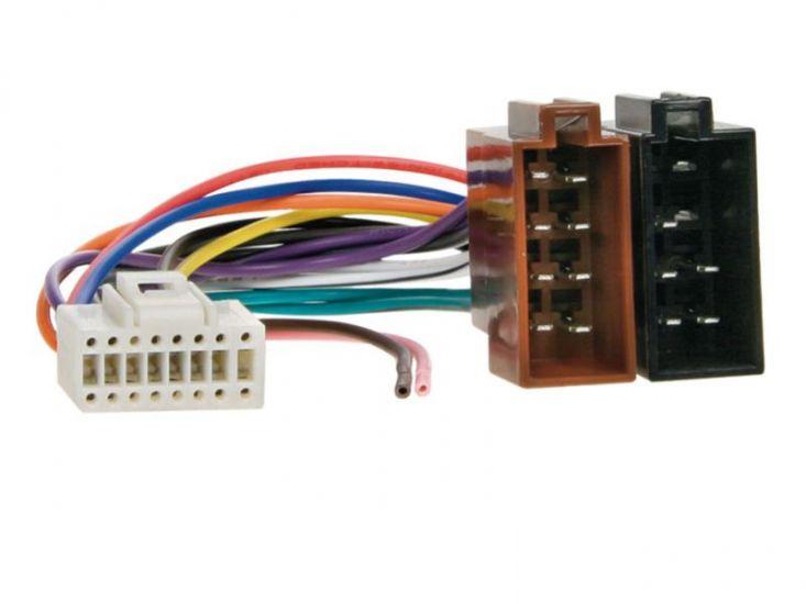 Разъем для магнитолы Alpine ACV 450501
