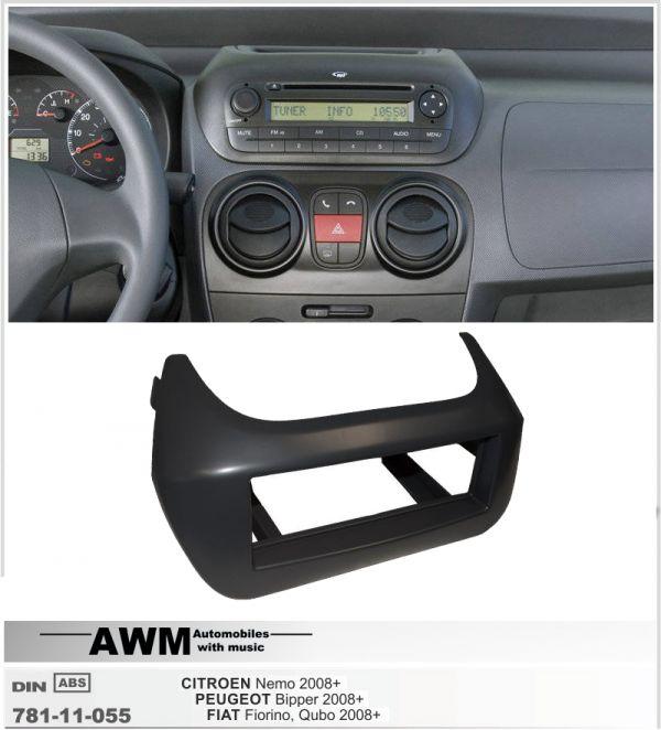 Переходная рамка AWM Citroen Peugeot Fiat (781-11-055)