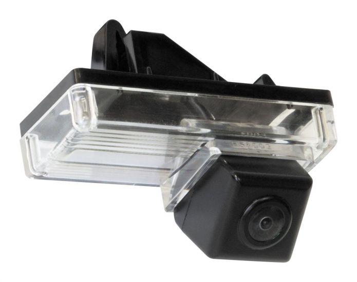 Штатная камера заднего вида Swat VDC-028V для Toyota LC100, LC Prado 120 (Европа), LC 200