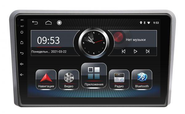 Штатная магнитола Incar PGA-1540 для Audi A3 2003-2012