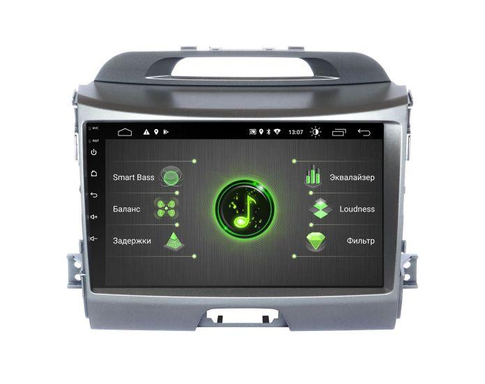 Штатная магнитола Incar DTA-1034 для Kia Sportage R 2010+