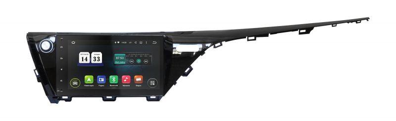 Штатная магнитола Incar TSA-1595A8 для Toyota Camry 70 2018+