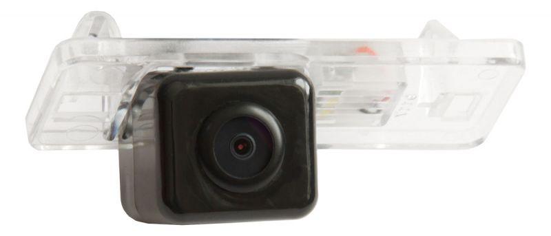 Штатная камера заднего вида Swat VDC-117 для Citroen C-Elysee, Peugeot 408, 508, 301, 3008