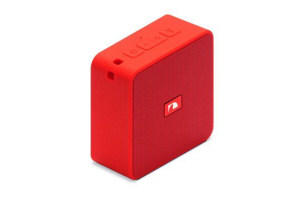 Портативная колонка Nakamichi Cubebox (Красная)