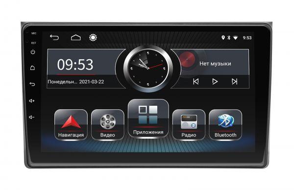 Штатная магнитола Incar PGA-1541 для Audi A4 (B6) 2000-2006, A4 (B7) 2004-2009