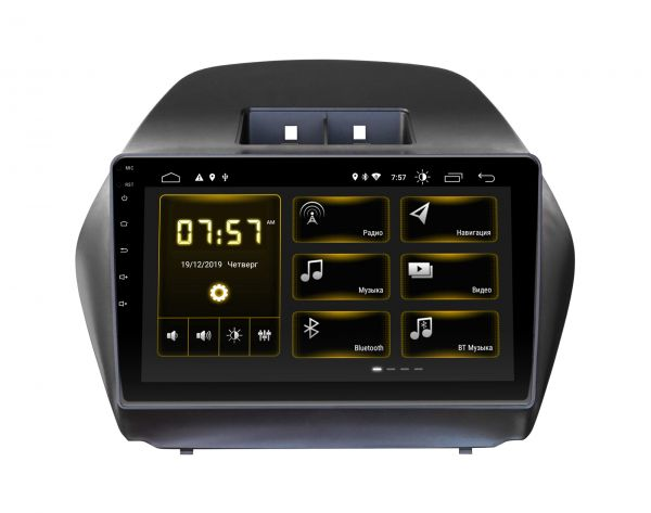 Штатная магнитола Incar DTA-2472 для Hyundai IX-35 2010-2014