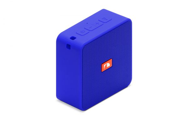 Портативная колонка Nakamichi Cubebox (Синяя)