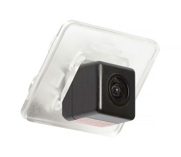 Штатная камера заднего вида Swat VDC-141 для Kia Optima, Cerato, Hyundai Grandeur, i40, Sang Yong Kyron, Rexton, Geely GC5